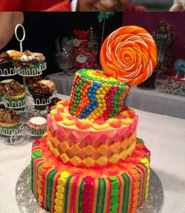 Carousel Cakes Englewood